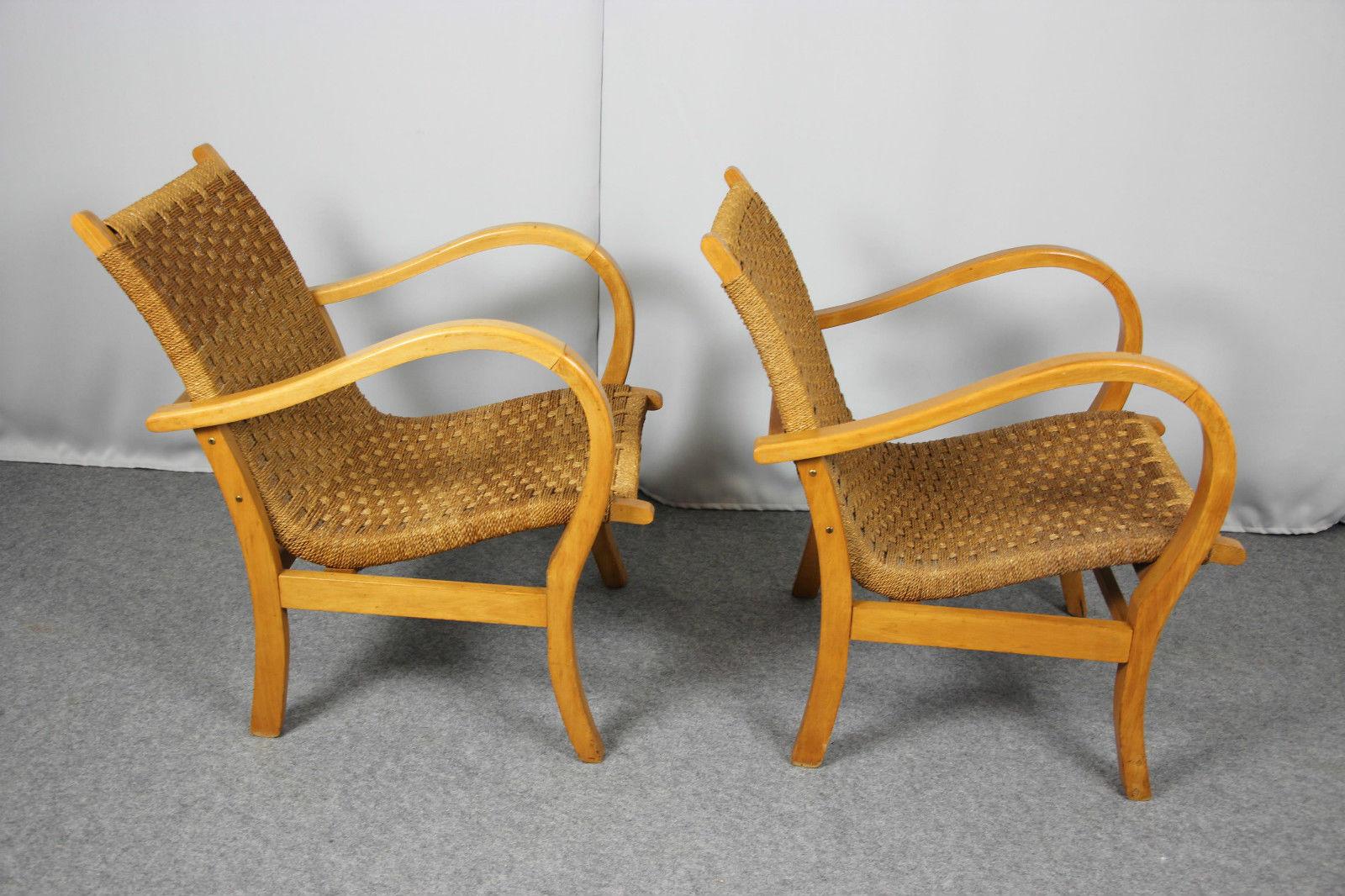 fauteuil corde